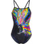 Funkita Single Strap One Piece Costume da bagno Donna nero/colorato